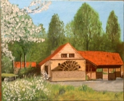 tableau : Moulin de Maintenay